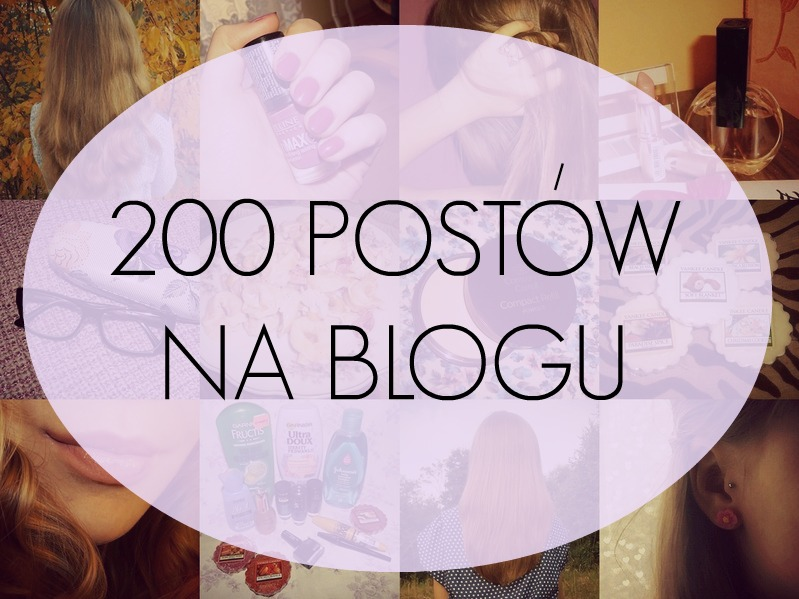 200 postów!