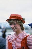 Princess Diana Short Haircut