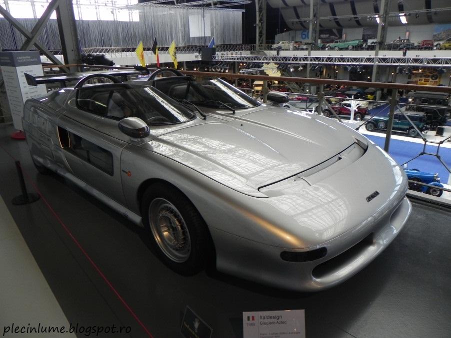 Muzeul Autoworld din Bruxelles