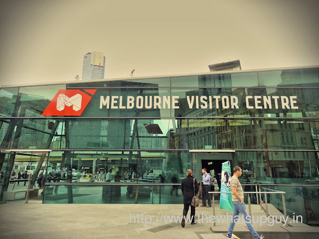 The Melbourne Visitor Centre