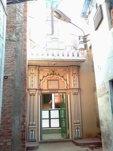 Furqoniyah Masjid - Varanasi - UP