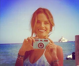 Alessandra Ambrosio Bikini Body In Saint Tropez
