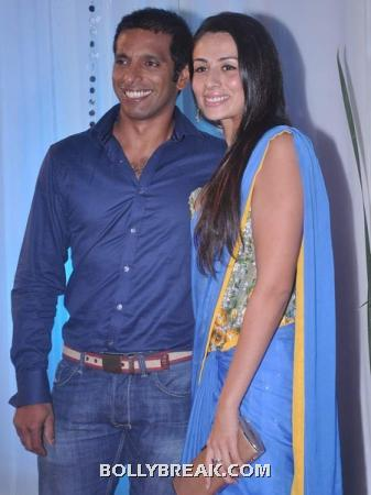 ritwik bhattacharya  - (7) - Couples at Esha Deol's Wedding Reception