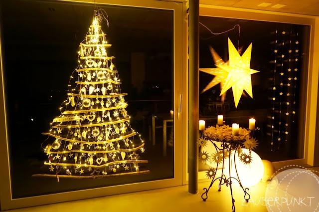 schwemmholz, weiss, silber, Tannenbaum, Weihnachten, homemade, diy