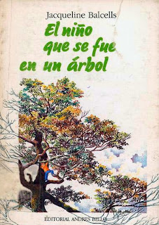 El niño que se fue en un árbol