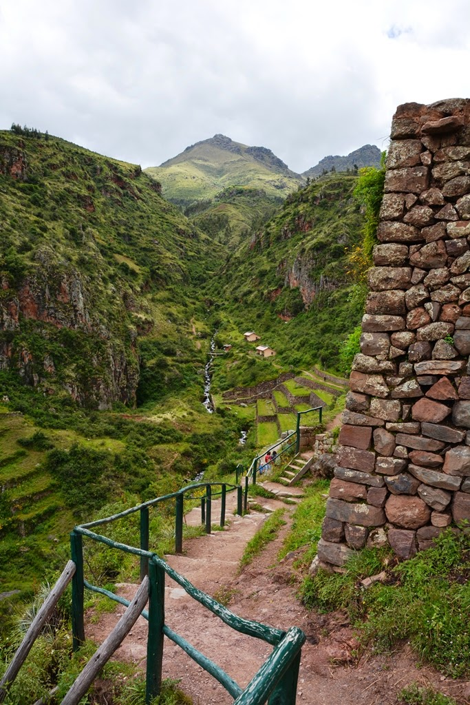 Intihuatana Sacred Valley