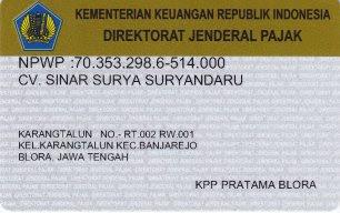 S Pulsa Termurah - CV. SINAR SURYA SURYANDARU