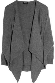 dkny wrap sweater how to wear