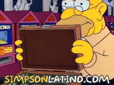 Los Simpson 2x17
