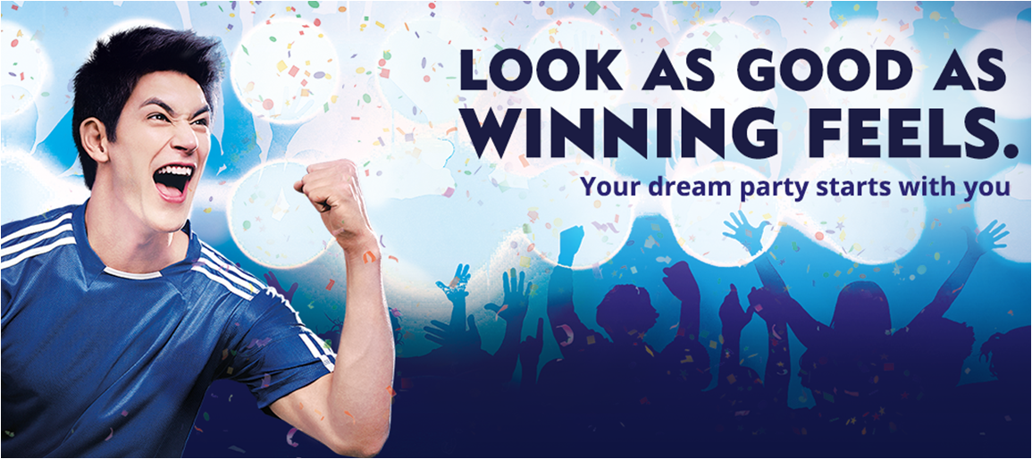 Nivea Men 'Win a Dream Party' Contest