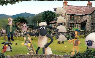 film Shaun The Sheep
