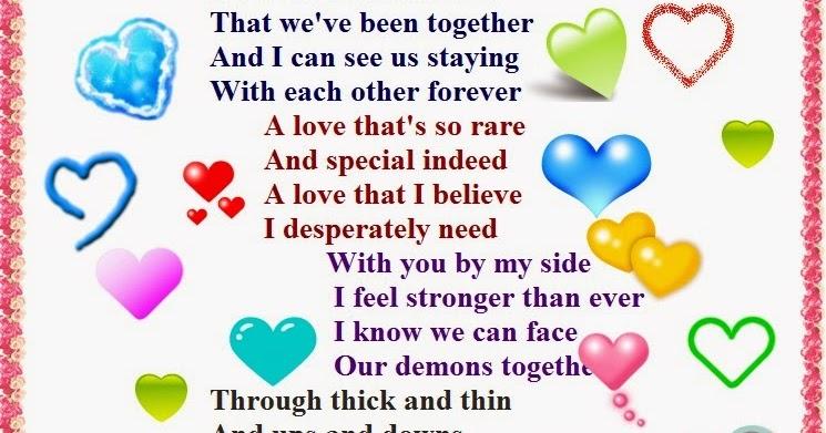 Anniversary 3 Boyfriend Month Poems To