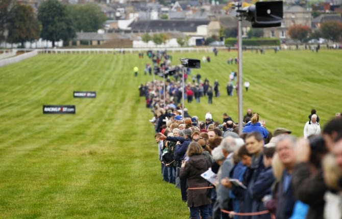The oldest sporting event is the Newmarket Town Plate horse race, run almost every year since 1665.