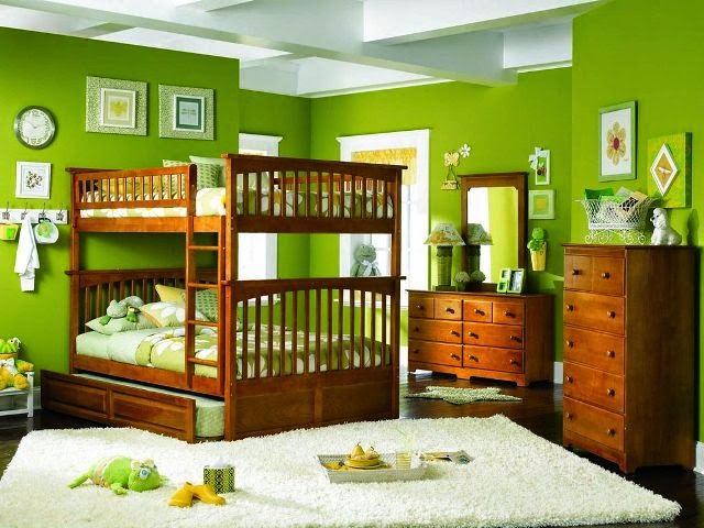 lime green paint colors for bedroom