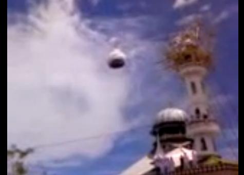 Kisah Kubah Terbang Di Indonesia Dan Kesufian Asif bin Barqiya