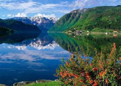 paisajes naturaleza 16 Imagenes de lugares paradisiacos.