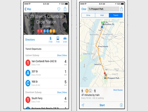 Apple iOS 9 at WWDC 2015: Transit in Maps, 'Proactive' Siri, And Other Top Features