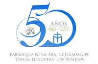 CELEBRACIÓN DE LOS 50 AÑOS DE LA CREACIÓN DE LA PARROQUIA