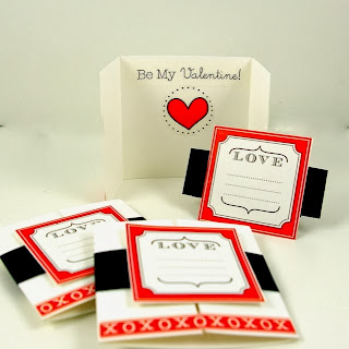 SRM Stickers Blog - Michelle Giraud - #Valentines #cards #borders #stickers #Stickers by the Dozen #Labels