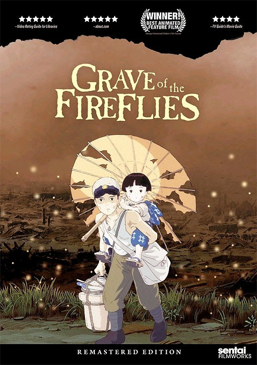 Mộ Đom Đóm - Grave Of The Fireflies - 1988