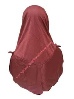 jilbab anak pramuka