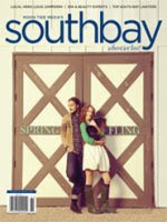 Southbay Magazine Article by Suzanna Hamilton