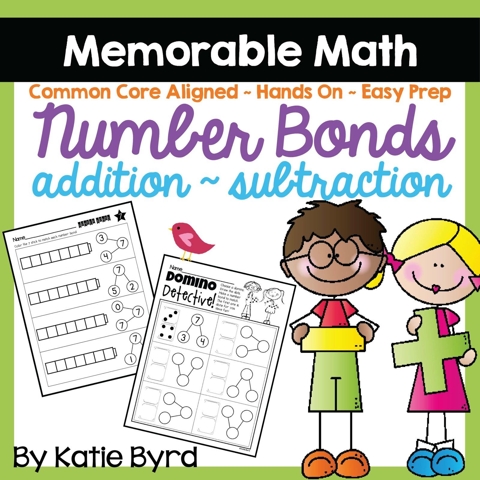 Teaching Number Bonds?