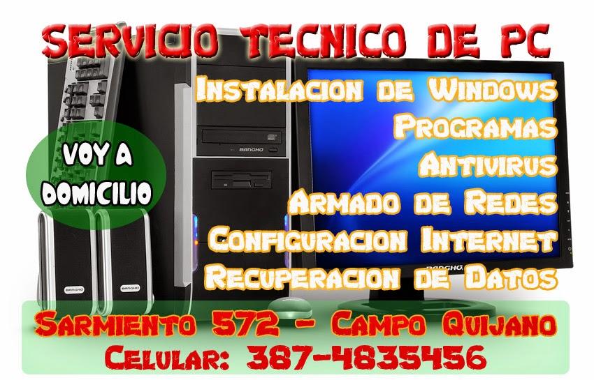 Reparación de PC