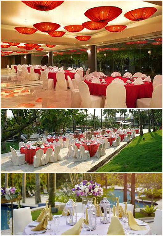 Thistle johor bahru hotel outdoor wedding junglespirit Images