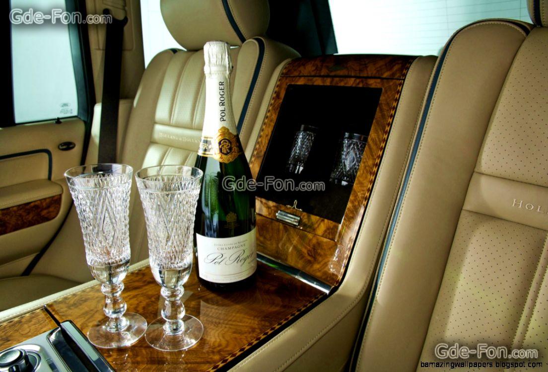 Range Rover Overfinch Interior