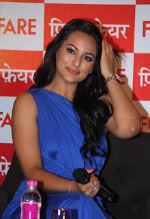 Bollywood Celebrity Sonakshi Sinha