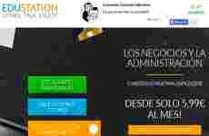 Edustation: plataforma para aprender idiomas en línea