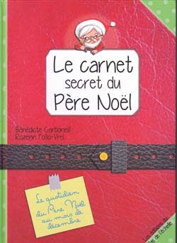Le carnet secret du Père Noël