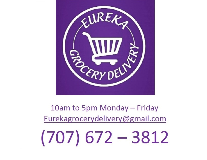 Eureka Grocery Delivery (707) 672-3812