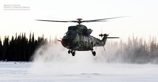 Korea Utility Helicopter