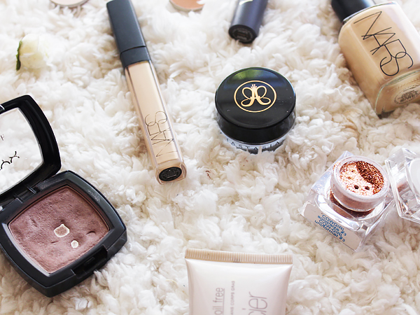 glitter lit cosmetics cowgirl warm mac makeup look coastal scents oatmeal tan oktoberfest eyeshadow