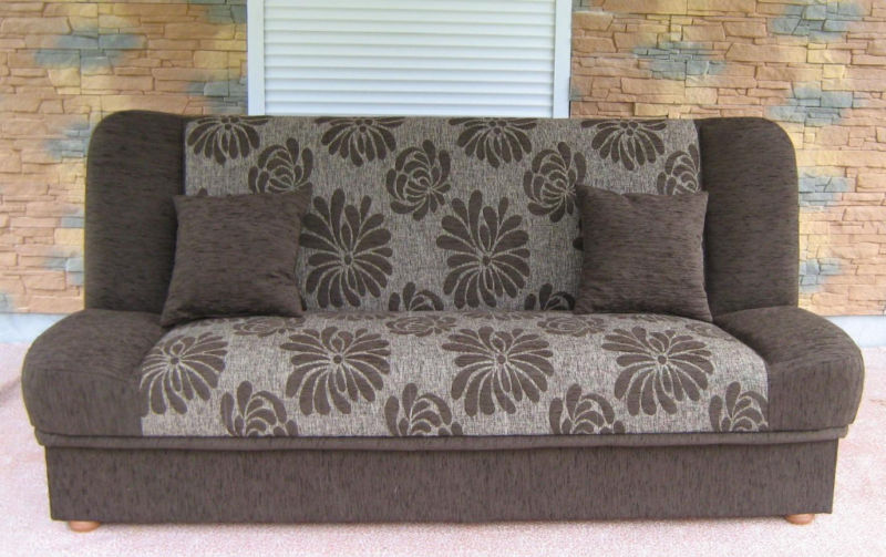 Sectional Sofa With Pull Out Bed And Recliner (12 Image)