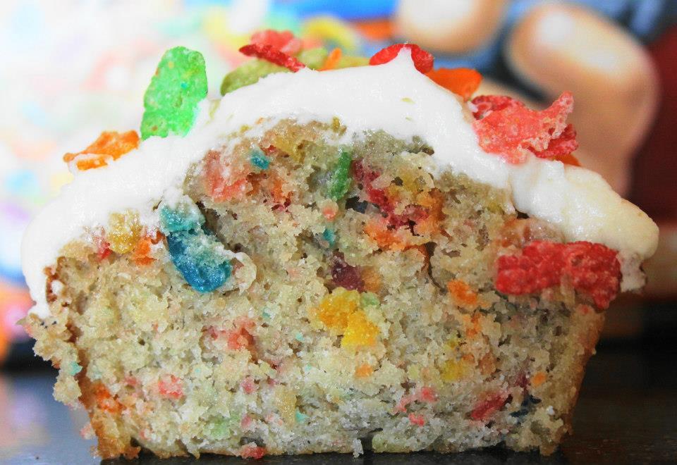 Fruity Cupcake Recipes