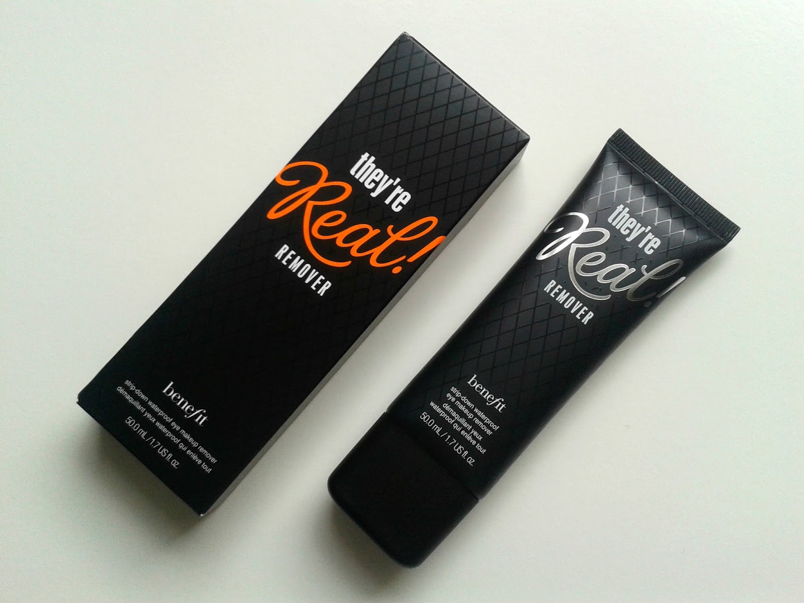 Benefit They're Real! Remover Beauty Review
