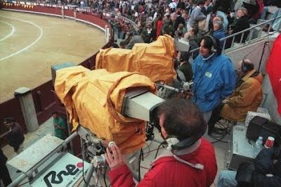 Retransmisión de corridas de todos en TVE