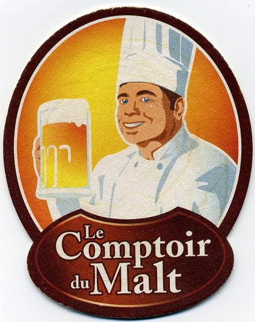 Sous bocks bretons le comptoir du malt amiens - Comptoir du malte amiens ...