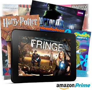 new kindle fire prime