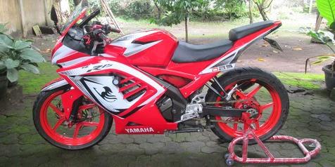 Foto Sepeda Motor Yamaha Vixion Terbaru