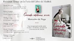 Firmas en la Feria del Libro de Madrid 2015