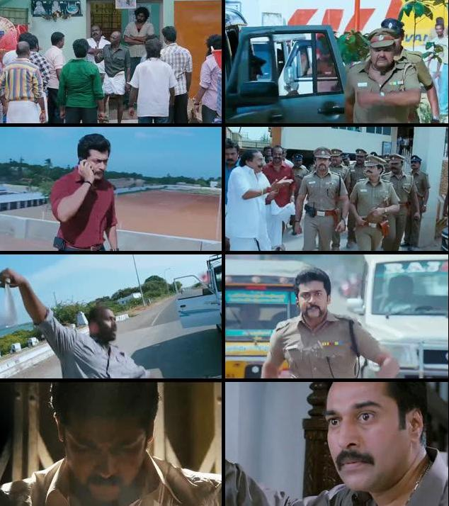 Singam 2 2013 Dual Audio Hindi 720p Bluray