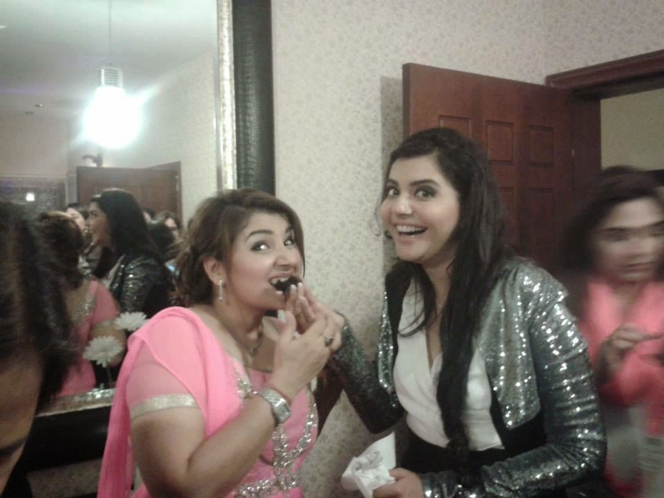 Nida Yasir birth day party