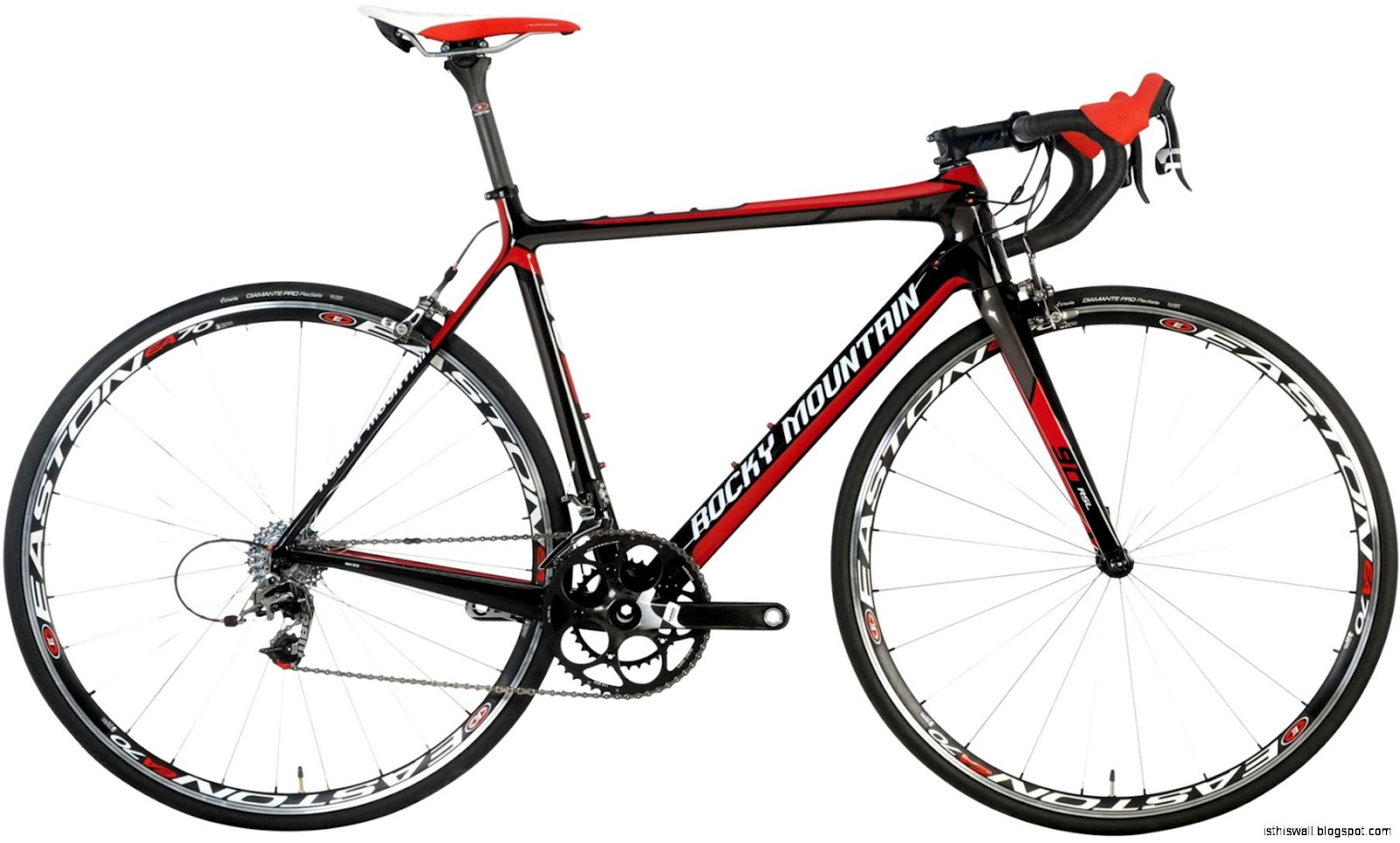 Rocky Mountain Solo90RSLsram force 2013 black red