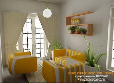 Gambar Desain Interior Apartemen Minimalis