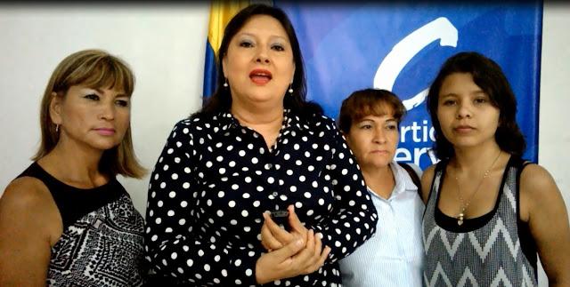 Estela Ropero Sánchez C-05 al Concejo de Cúcuta y Juan Carlos García-Herreros a la Gobernación « video  ☼ FélixContrerasTV