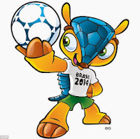 Brasil 2014 Mascot for FIFA World Cup Odds
